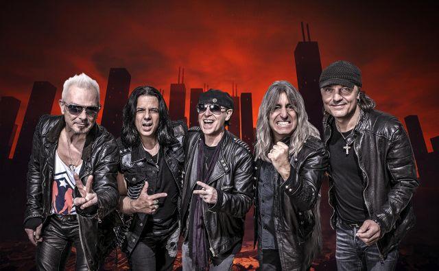 Scorpions so najbolj znani po rockovskih baladah. Foto arhiv organizatorja