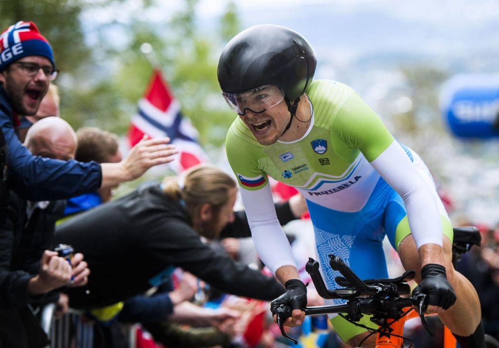 Boj za prvaka uvod v bogat kolesarski vikend