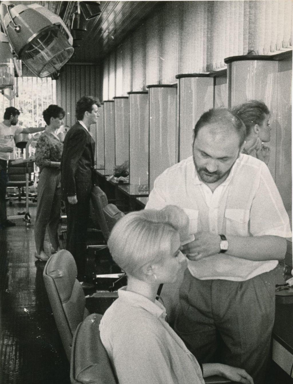 FOTO:Studio za frizure