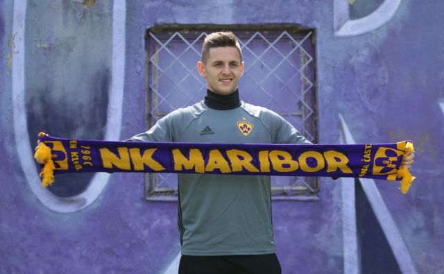 Kenan Pirič se bo za št. 1 v vratih Maribora potegoval s 40-letnim veteranom Jasminom Handanovićem.