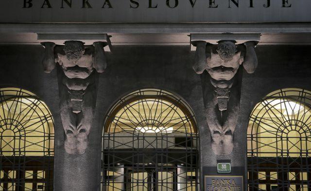 Banka Slovenije je od zadeve Farrokh bolj aktivna na poročju preprečevanja pranja denarja. FOTO: Jože Suhadolnik