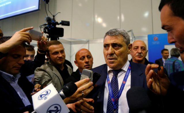 Fadil Vokrri je preminil v starosti 57 let. Foto Laszlo Balogh/Reuters