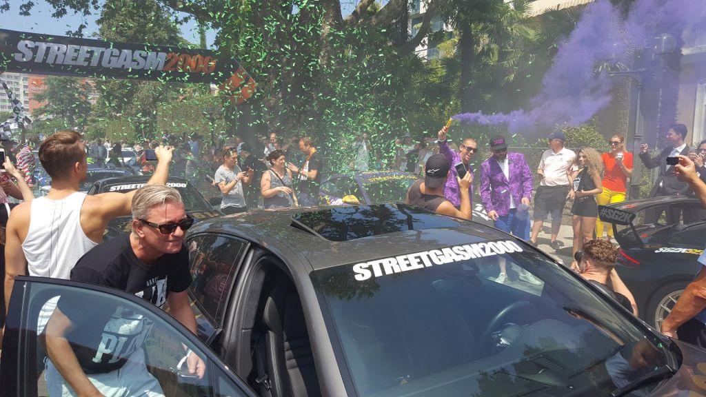 FOTO:Parada lepih, hitrih, glasnih, bogatih in revnih