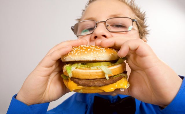 Evropske države z največjim deležem otroške debelosti so Italija, Grčija in Malta. FOTO: Shutterstock