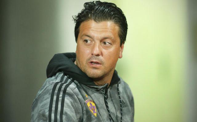 Zlatko Zahović je po vrnitvi z oddiha ohranil neposrednost.