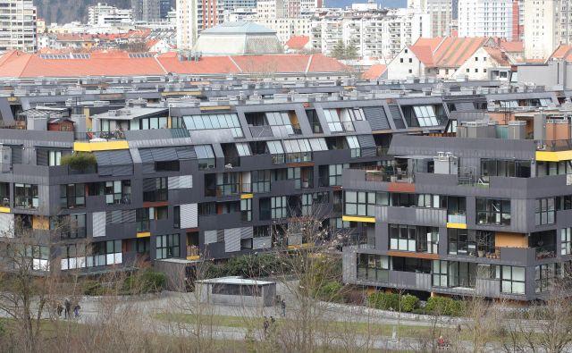 Lani sprejeta novela stanovanjskega zakona nalaga preverjanje upravičenosti do neprofitnega stanovanjskega razmerja pri vseh najemnikih. FOTO: Mavric Pivk