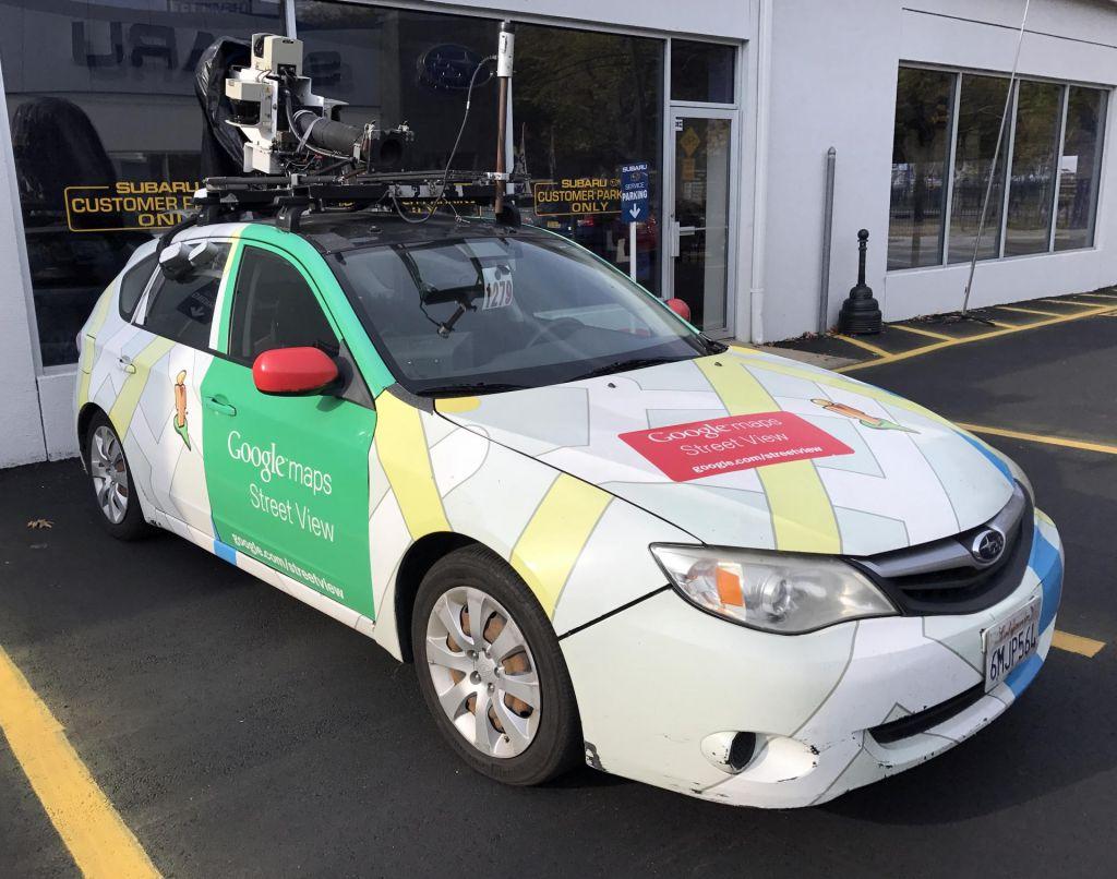 Google bo med junijem in avgustom znova snemal po Sloveniji