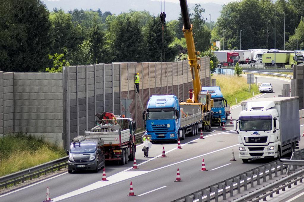 »Berlinski zid« obnavljajo Avstrijci