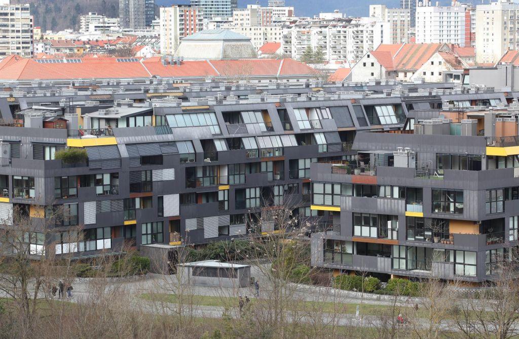Za petino najemnikov neprofitnih stanovanj – podražitev