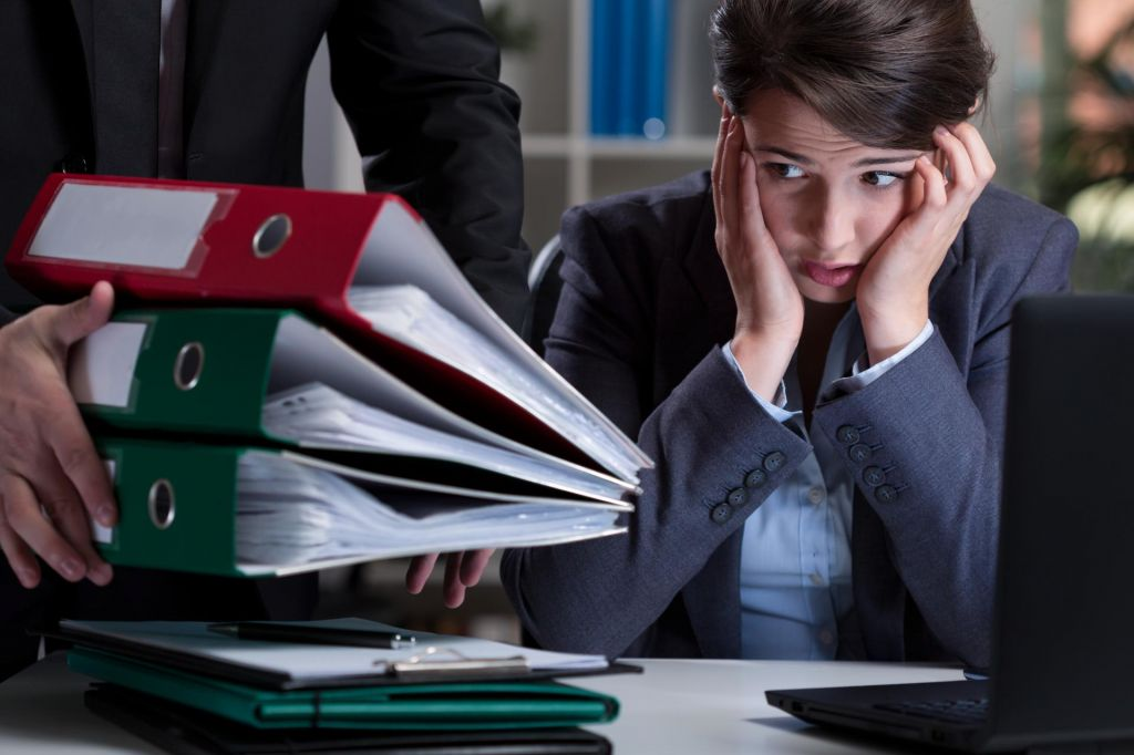 Zaposleni zapuščajo nadrejene, ne dela