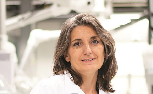 Preden se je zaposlila pri podjetju Philip Morris, je delala na področju srčno-žilnih obolenj in pulmologije. Foto Pmi Science