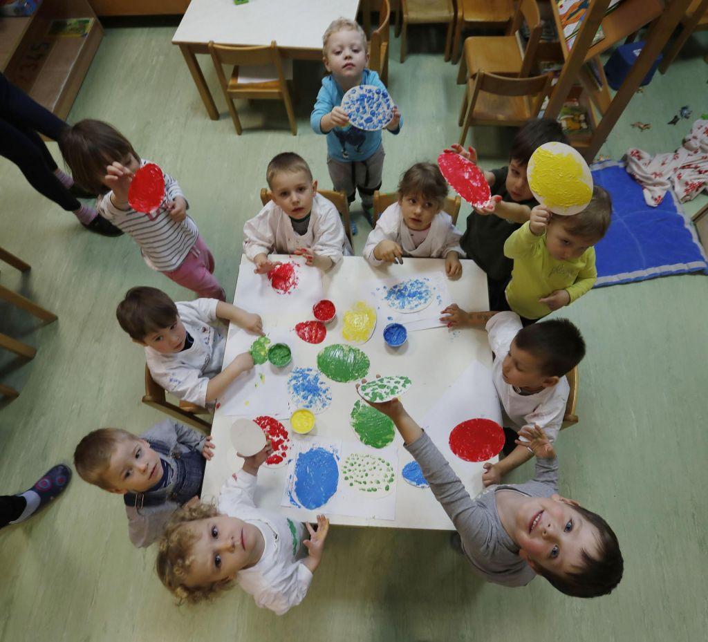 Na vrtec čaka šeststo otrok