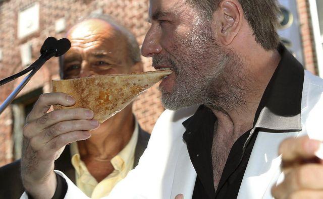John Travolta. FOTO: AP