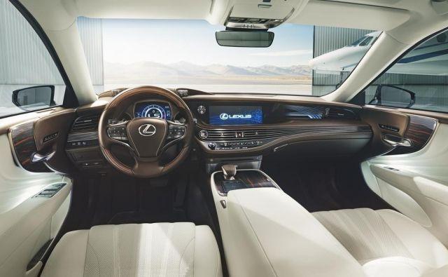 Lexus. FOTO: Uli Heckmann/Lexus