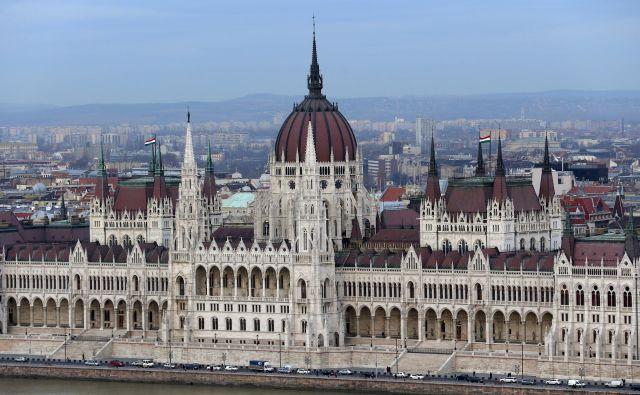 Madžarski parlament je pravi arhitekturni čudež. Foto Reuters