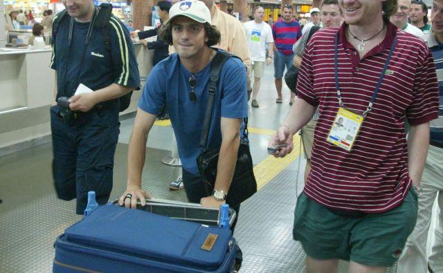 Na SP 2002 se je zgodil incident vseh incidentov in Zlatko Zahović je moral predčasno zapustiti Južno Korejo. FOTO: Igor Zaplatil