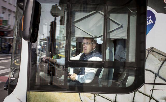 Po prvih triinpetdesetih voznikih LPP se je za sodno pot pozneje odločilo vsaj še dvesto.FOTO: Voranc Vogel