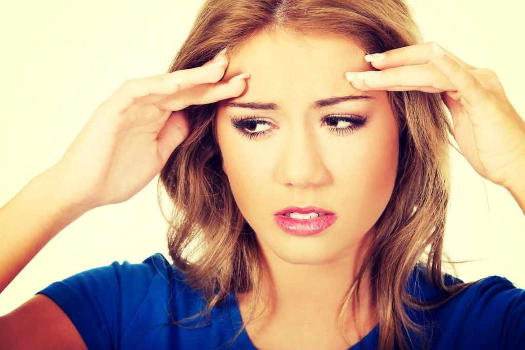Pet vrst glavobola in kako ga odgnati