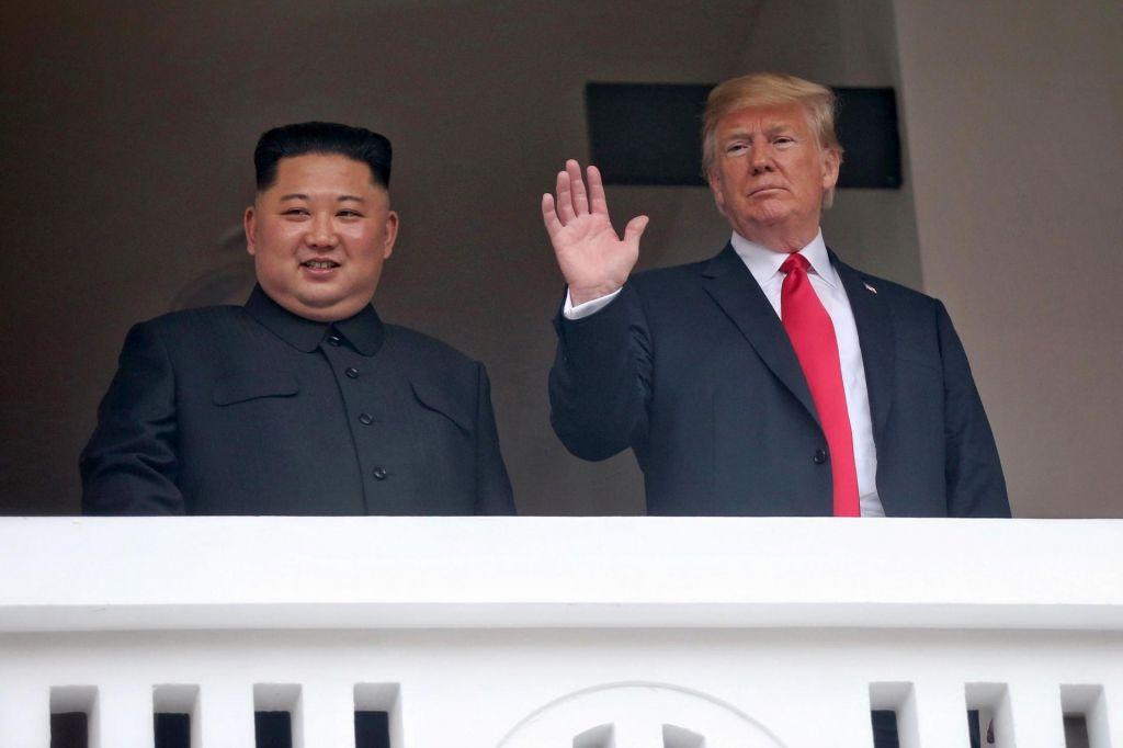 Donald Trump: Jedrska grožnja iz Severne Koreje ne obstaja več