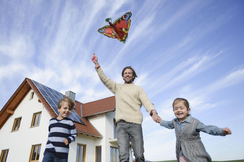 Kako zmanjšati porabo ogrevanja in hlajenja za 40 %