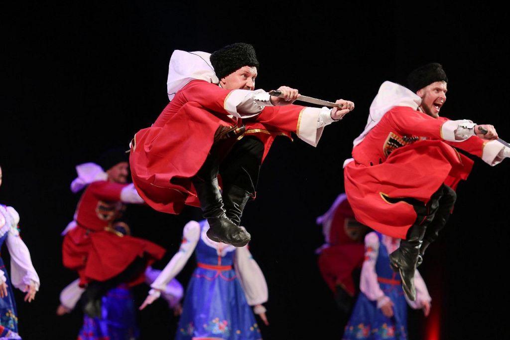 Državni ansambel Ruski kozaki
