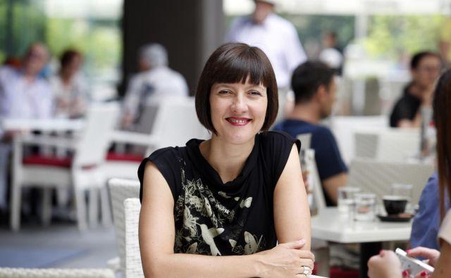 Specializantka psihoterapije Elena Kecman za počitniški čas priporoča čim manj načrtov. FOTO: Matej Družnik
