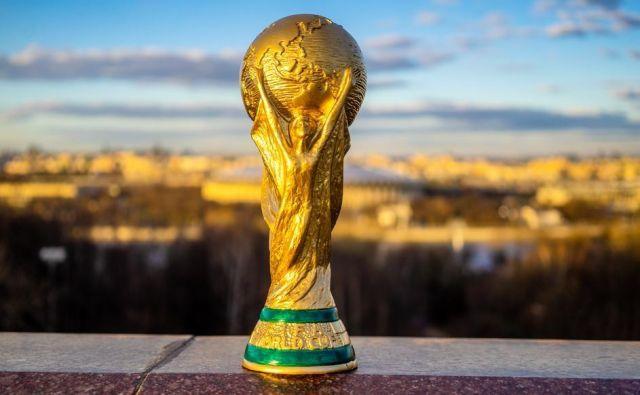 Nogometno svetovno prvenstvo v Rusiji. Foto Shutterstock