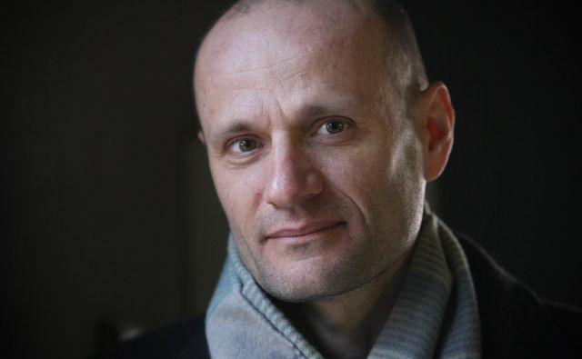Veliko poletno branje bo vodil Dušan Šarotar. FOTO: Jure Eržen/Delo