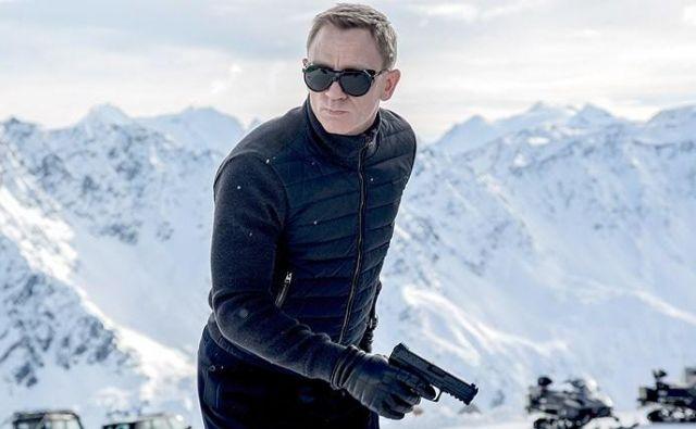 Muzej bodo odprli na točki, kjer so za film Spectre posneli snežne prizore z Danielom Craigom in dogajanje v bolnišnici. FOTO: Promocijsko gradivo