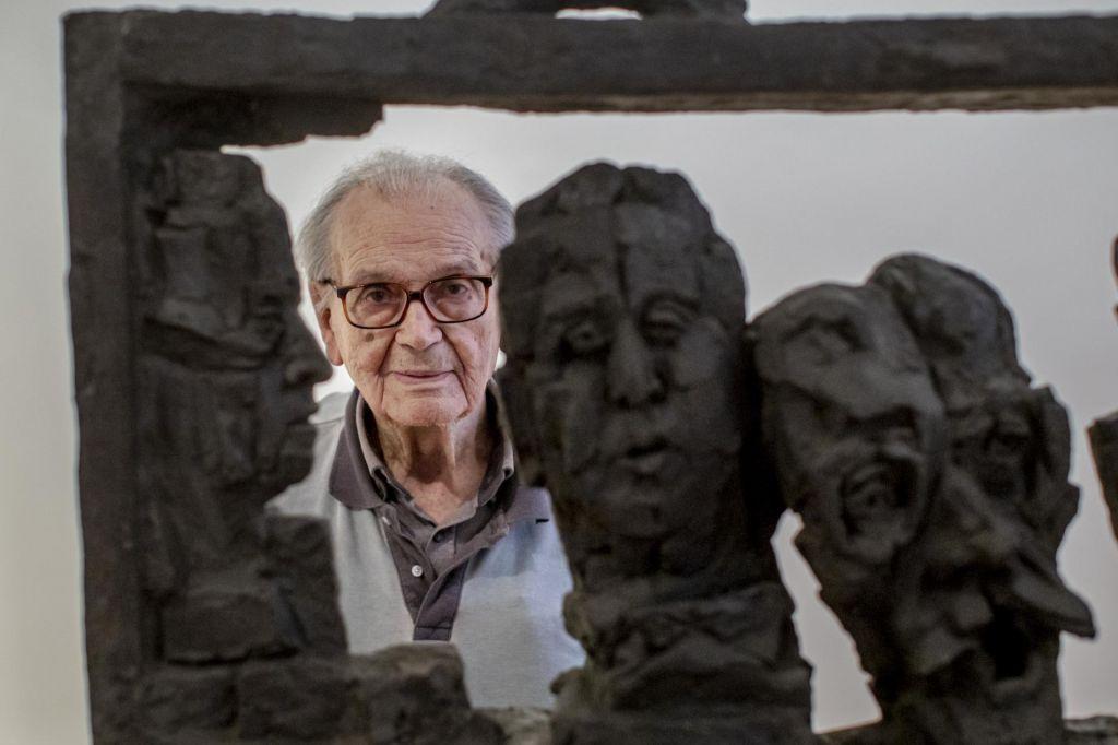 Rekorder med kiparji javnih spomenikov