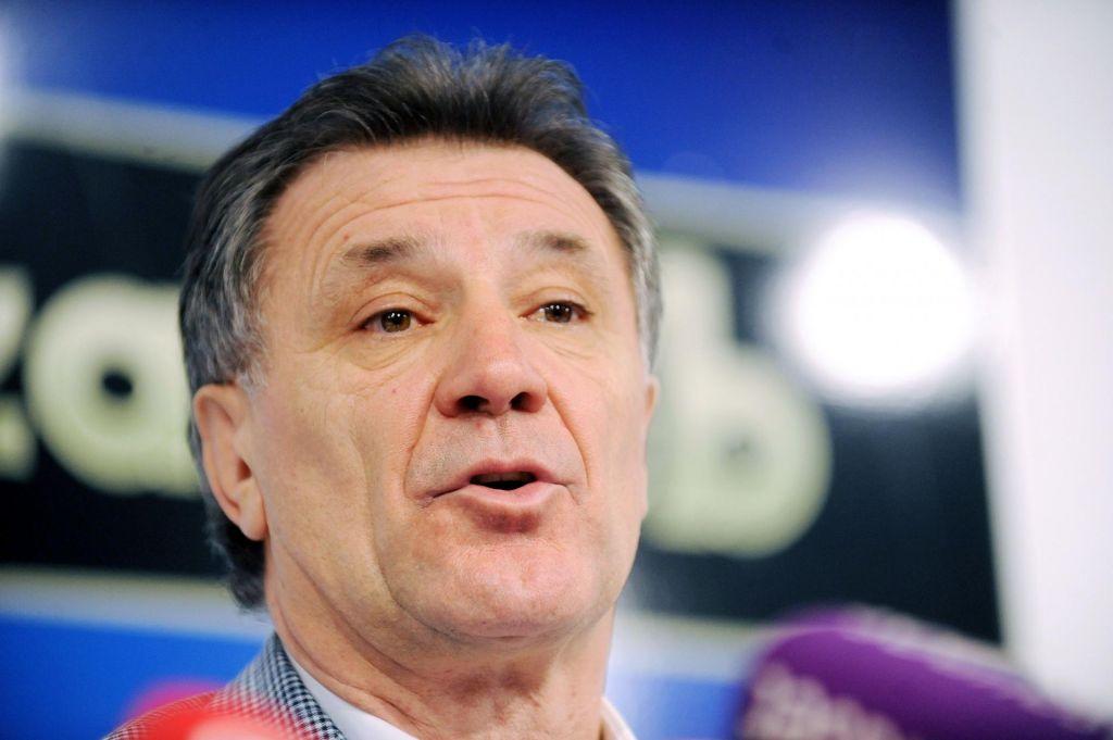 V Međugorju aretirali Zdravka Mamića, ki noče na Hrvaško