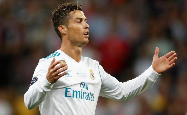 33-letni Ronaldo je priznal utajo davkov.FOTO: Andrew Boyers/Reuters