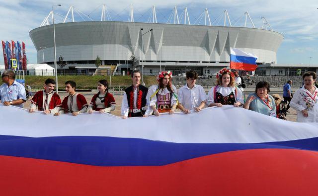 Foto Sergej Pivovarov/Reuters