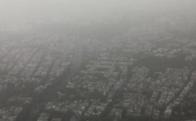 New Delhi FOTO: Reuters