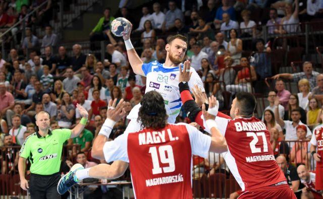 Borut Mačkovšek bo kariero nadaljeval v Veszpremu.