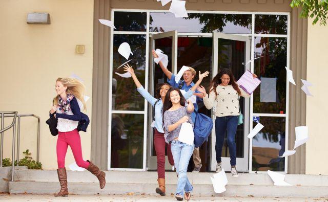 Za devetošolce se zaključuje šola. FOTO: Shutterstock
