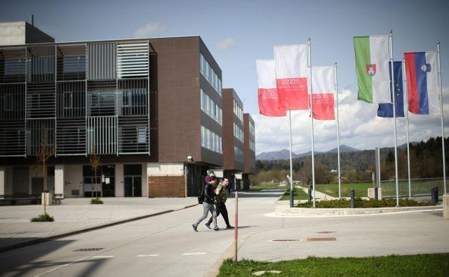 Univerza v Ljubljani je dobila pomemben mednarodni projekt. Foto Jure Eržen/Delo