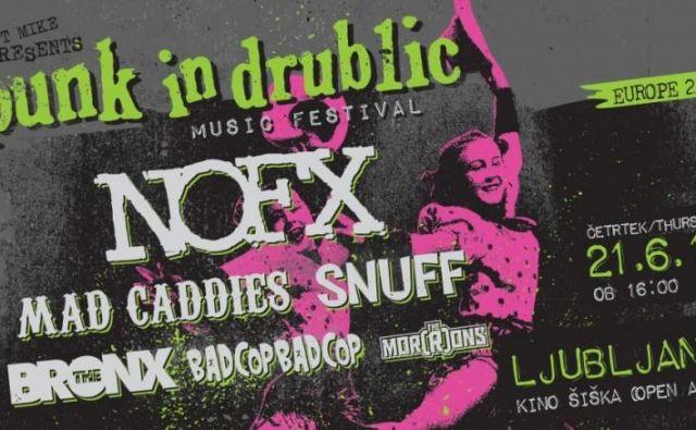 punk in drublic Foto Promo