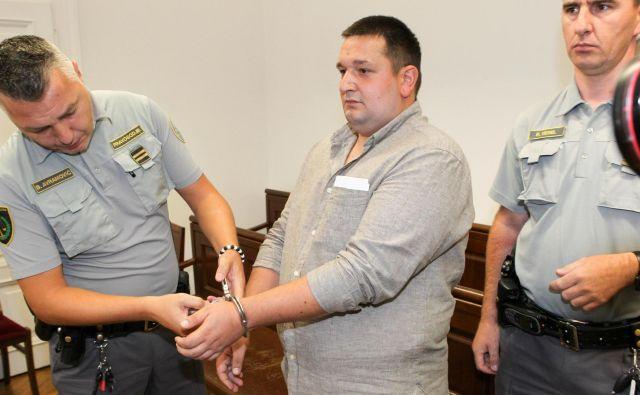 Milan Trivković je bil na prvem sojenju oproščen, nato je višje sodišče sodbo razveljavilo in zadevo vrnilo v ponovno sojenje. FOTO: Marko Feist