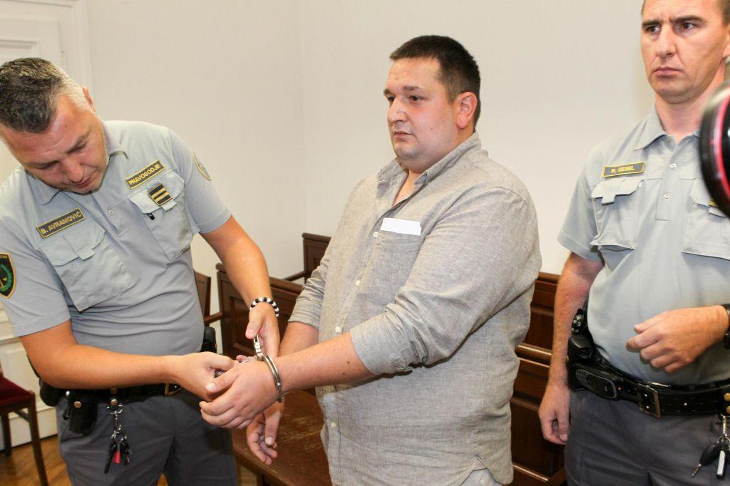 Milanu Trivkoviću sodišče prisodilo sedem let in dva meseca zapora
