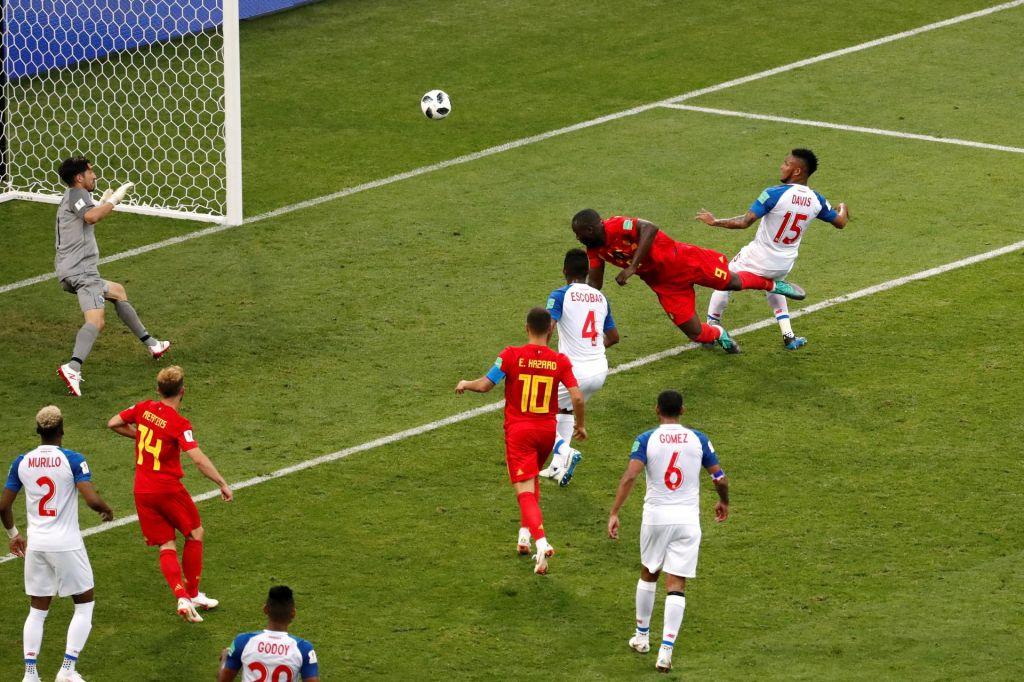 SP v nogometu: Belgijci v drugem polčasu ustavili novinko Panamo