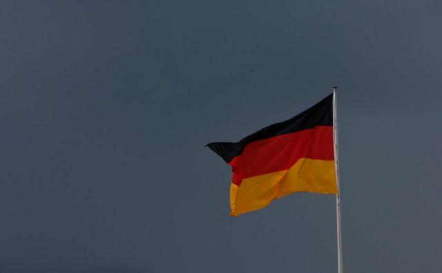 Nad nemškim gospodarstvom se zbirajo temni oblaki. FOTO Reuters