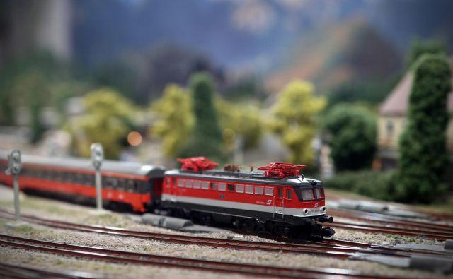 Sindikar železničarjev je med drugim zahteval, da vodstvo SŽ vse zaposlene obravnava enakopravno in da se zagotovi zadostno število zaposlenih. FOTO: Uroš Hočevar/Delo