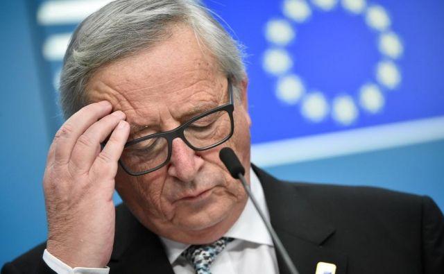 Vprašanje migracij evropskim voditeljem povzroča vse večje glavobole. FOTO: AFP
