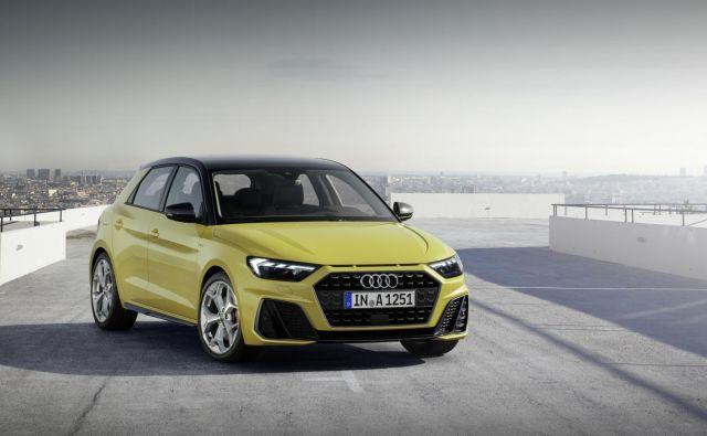 Audi A1 sportback prihaja na ceste z drugo generacijo. FOTO: Audi