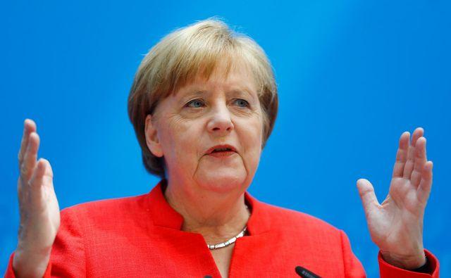 Angela Merkel FOTO: Hannibal Hanschke/Reuters