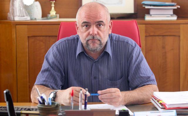 Siniša Germovšek je prepričan, da je tarča občinske politike.