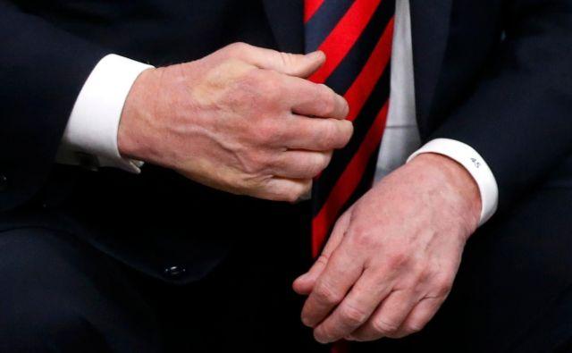 Bo Trump odpravil sporno ločevnaje otrok od staršev? FOTO: Reuters