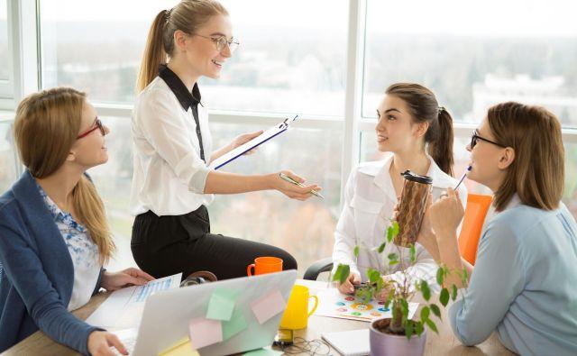 Kadrovik mora biti na pogovoru najprej psiholog. Foto Shutterstock