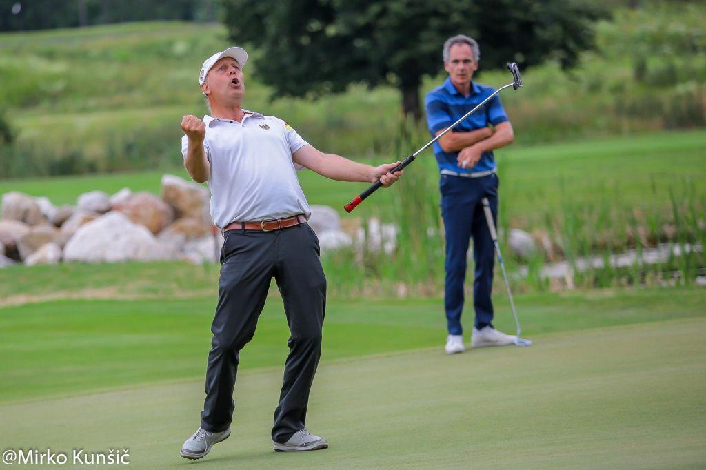 FOTO:Nemec in Španka letošnja evropska prvaka na Royal Bledu